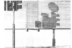 Trafiklys-stentryk-1980-billede-5-af-12-i-serien-byen